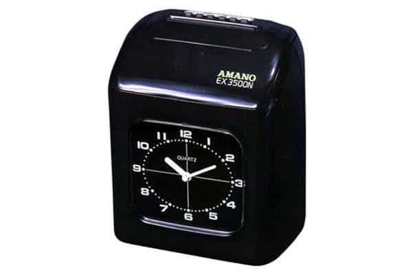 Amano EX3500N
