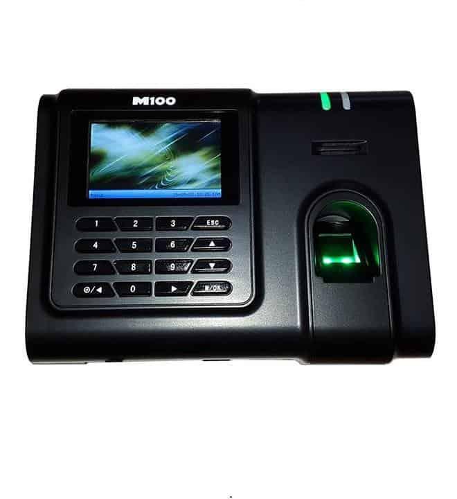 mesin absensi biometric sidik jari